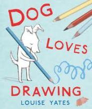 DogLovesDrawing