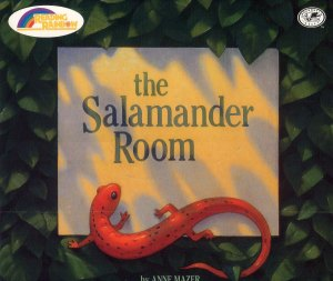 The Salamander Room by Anne Mazer